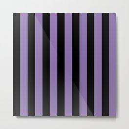 Striped For Life Metal Print