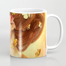 Flickering Dreams Coffee Mug