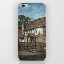 An Oxfordshire Village iPhone Skin