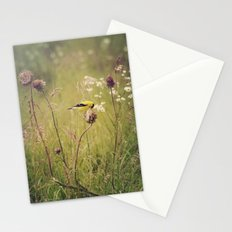 Life in the Meadow Stationery Cards