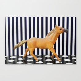 Strips Canvas Print
