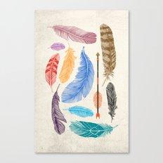 Sky Gods Canvas Print