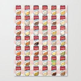 Campbell's Soup Canvas Print
