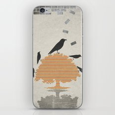 The Carrion Crow 1 iPhone & iPod Skin