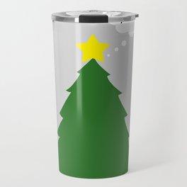 Fuck Off Christmas (Less Festive) Travel Mug