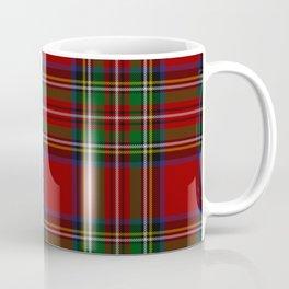 Royal Stewart Tartan Clan Coffee Mug