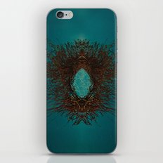 triangleface iPhone & iPod Skin