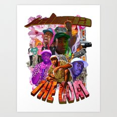 TYLER, THE CREATOR Art Print