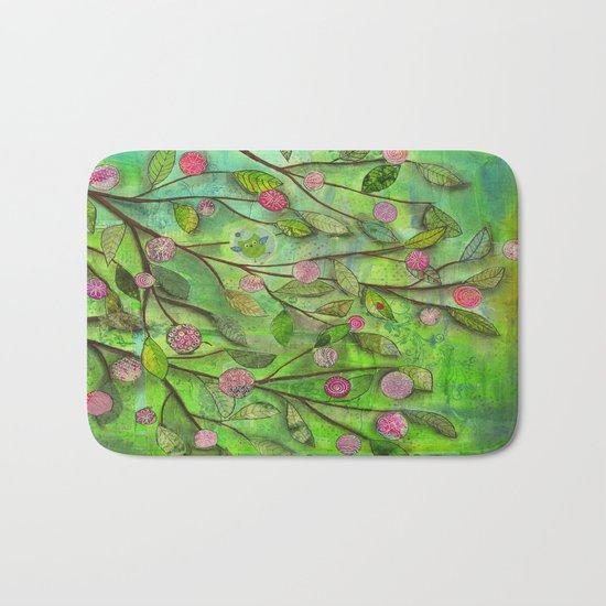 springtime Bath Mat