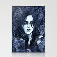 marceline Stationery Cards featuring Marceline by Angela Rizza