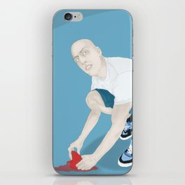 Los corazones no se maltratan/ Hearts not mistreat iPhone Skin