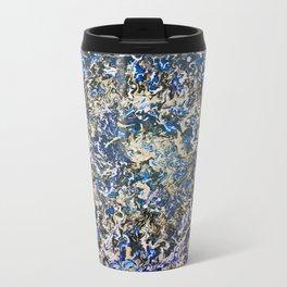 EMERALD ABYSS Metal Travel Mug