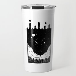 Ciel coulant Travel Mug
