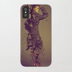 Beauty Obsolete Slim Case iPhone X