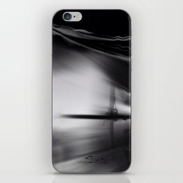 """""""the untold"""" iPhone Skin"""