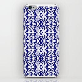 lacyFlowers iPhone Skin