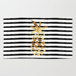 Pineapple & Stripes Rug