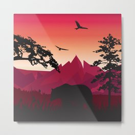 My Nature Collection No. 42 Metal Print
