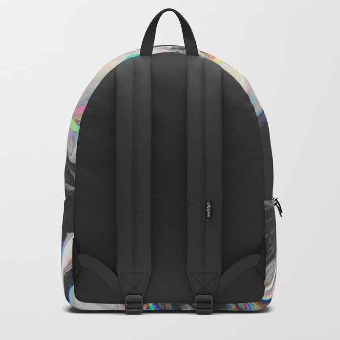 CONFUSION IN HER EYES THAT SAYS IT ALL Backpack