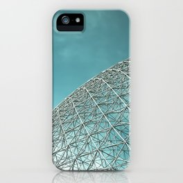 Biosphère iPhone Case