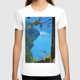 Nature's Window - Lake Slocan, BC, Canada T-shirt