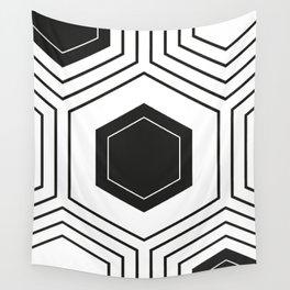 HEXBYN3 Wall Tapestry