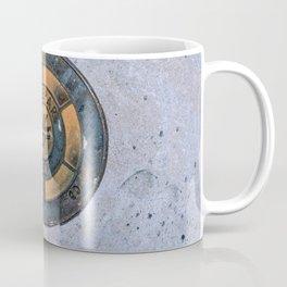 Iron shield Coffee Mug