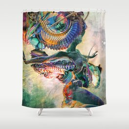 One's Nature Shower Curtain