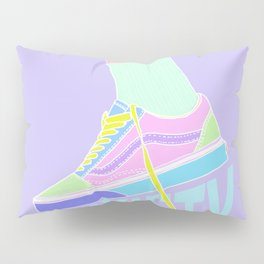 KICK ANXIETY Pillow Sham