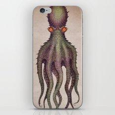 Gigantic Octopus iPhone & iPod Skin