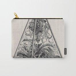 Victorian Terrarium Carry-All Pouch