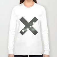 the xx Long Sleeve T-shirts featuring XX by Whitney Retter