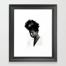 NINA'S NOT DEAD Framed Art Print