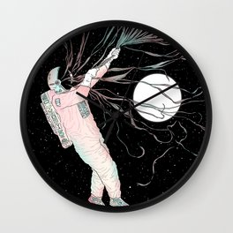 Hold On to Dreams (Hang On to Life) Wall Clock