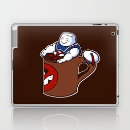 Cup of Stay Puft Laptop & iPad Skin
