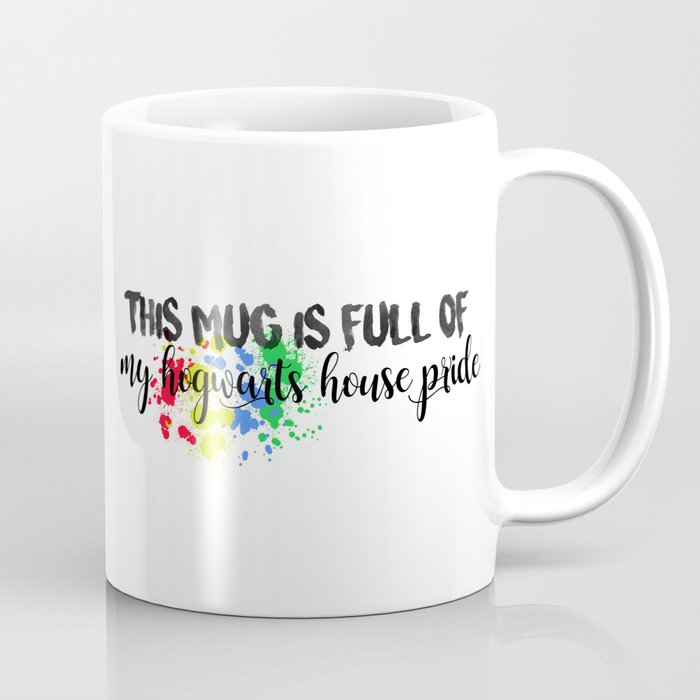 hogwarts house pride (mug) Coffee Mug