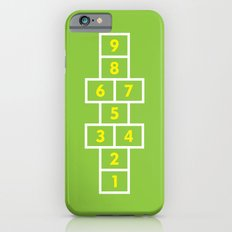 Hopscotch Green iPhone 6s Slim Case