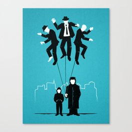 Because it's Cool. Canvas Print