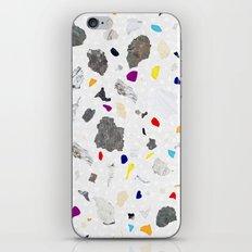 Terrazzo iPhone & iPod Skin