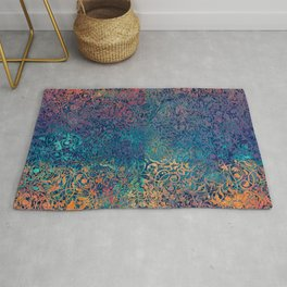 magic mandala 45 #magic #mandala #decor Rug