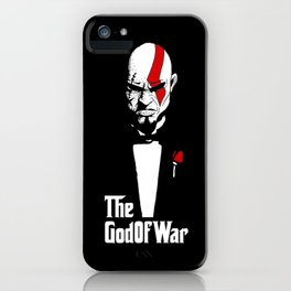 The God Of War iPhone Case
