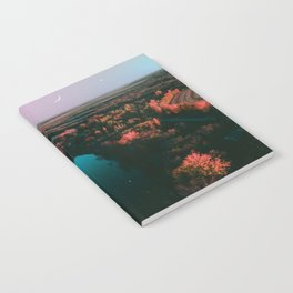north dakota fall Notebook