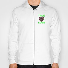 Coffee is Love - Green Hoody