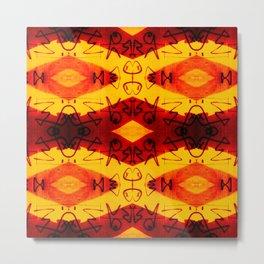 Graffitti - Infinity Series 003 Metal Print