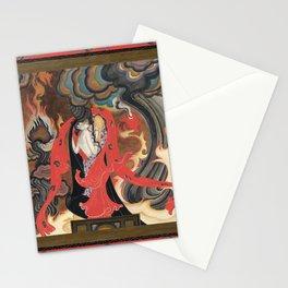 Vintage Illustration/1001 Nights/ Kay Nielsen_6 Stationery Cards