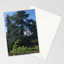 Kubota Garden tree scene Stationery Cards