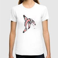 killer whale T-shirts featuring Killer Whale Number 2 by The Marko