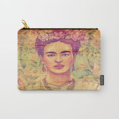 daft punk & frida Carry-All Pouch