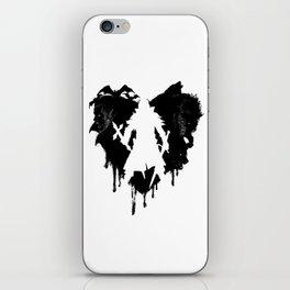 I LOVE Castlevania iPhone Skin