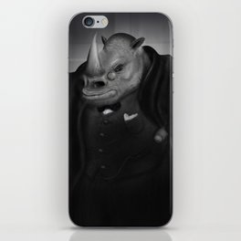 The Roaring Lion iPhone Skin